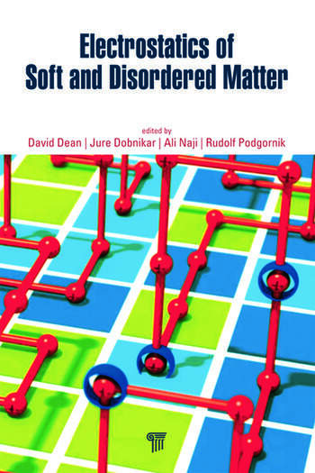 Electrostatics of Soft and Disordered Matter book cover