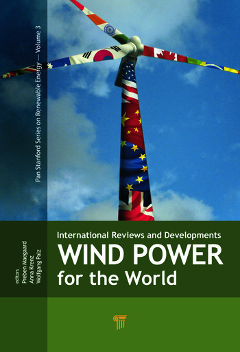 Wind Power for the World International Reviews and Developments book cover