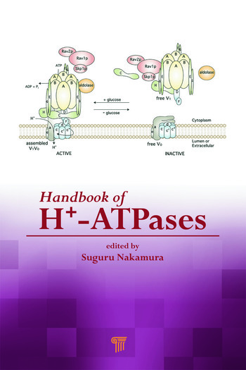 Handbook of H+-ATPases book cover
