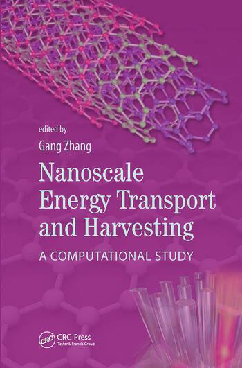 Nanoscale Energy Transport and Harvesting A Computational Study book cover