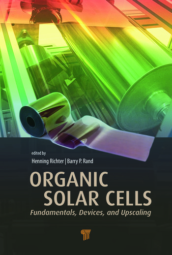 Organic Solar Cells Fundamentals, Devices, and Upscaling book cover