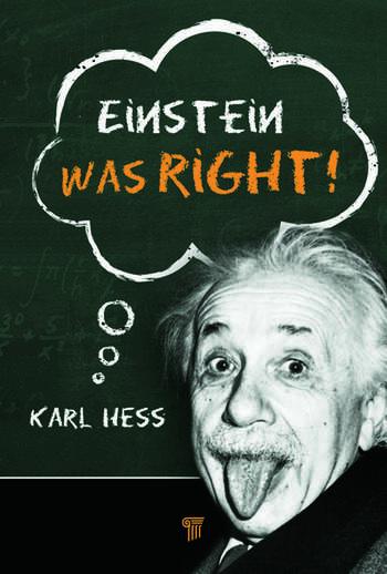 Einstein Was Right! book cover