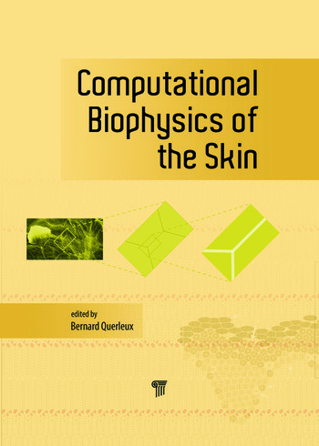 Computational Biophysics of the Skin book cover