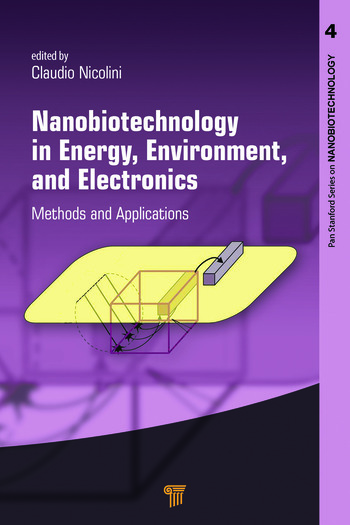 Nanobiotechnology in Energy, Environment and Electronics Methods and Applications book cover