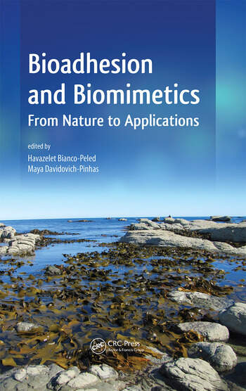 Bioadhesion and Biomimetics From Nature to Applications book cover