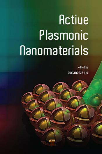 Active Plasmonic Nanomaterials book cover