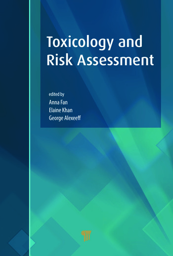Toxicology and Risk Assessment book cover