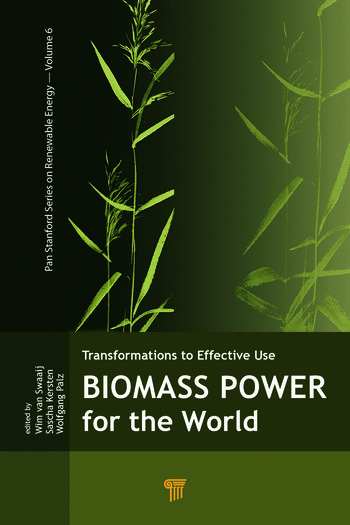 Biomass Power for the World book cover