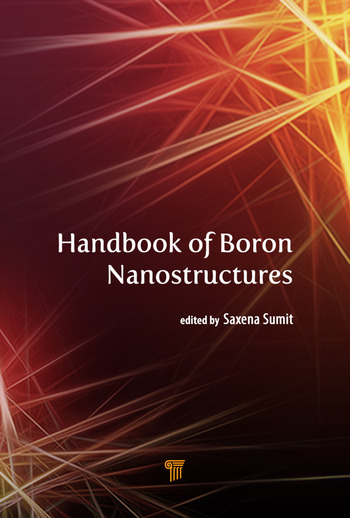 Handbook of Boron Nanostructures book cover