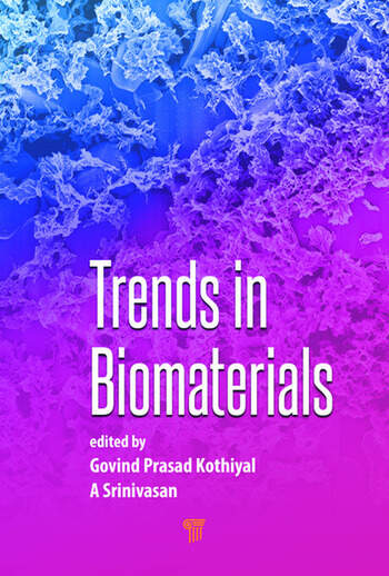Trends in Biomaterials book cover