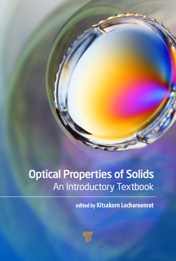 Optical Properties of Solids An Introductory Textbook book cover