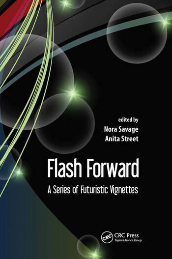Flash Forward A Series of Futuristic Vignettes book cover
