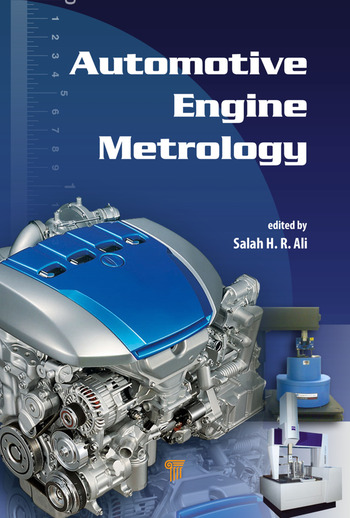 Automotive Engine Metrology book cover
