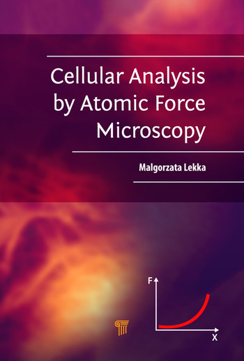 Cellular Analysis by Atomic Force Microscopy book cover