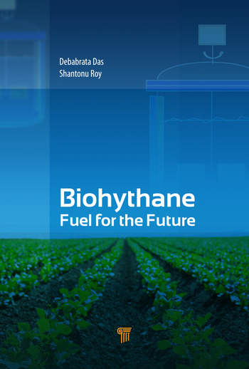Biohythane Fuel for the Future book cover