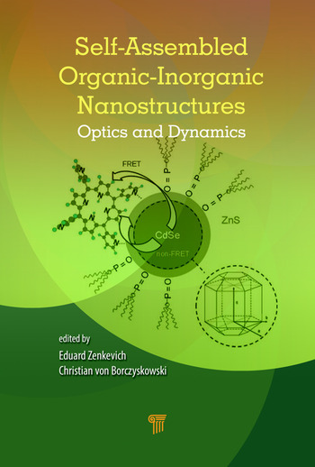 Self-Assembled Organic-Inorganic Nanostructures Optics and Dynamics book cover