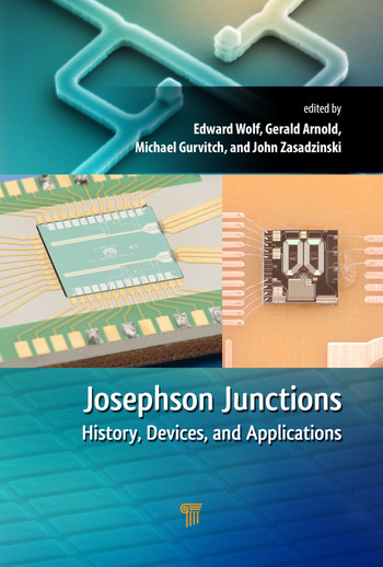 Josephson Junctions History, Devices, and Applications book cover
