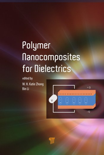 Polymer Nanocomposites for Dielectrics book cover