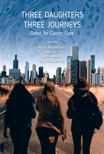 Three Daughters, Three Journeys Quest for Cancer Cure book cover