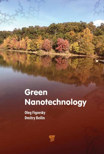 Green Nanotechnology book cover