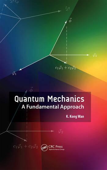 Quantum Mechanics A Fundamental Approach book cover