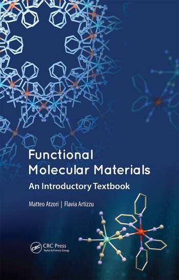 Functional Molecular Materials An Introductory Textbook book cover