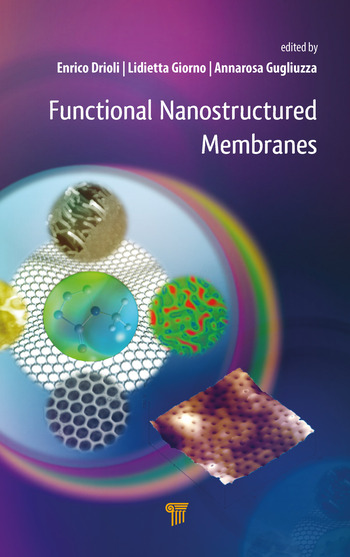 Functional Nanostructured Membranes book cover