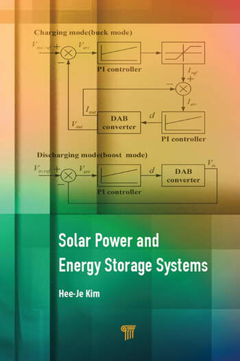 Solar Power and Energy Storage Systems book cover