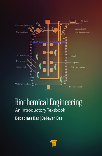 Biochemical Engineering An Introductory Textbook book cover