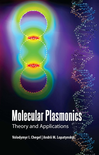 Molecular Plasmonics Theory and Applications book cover