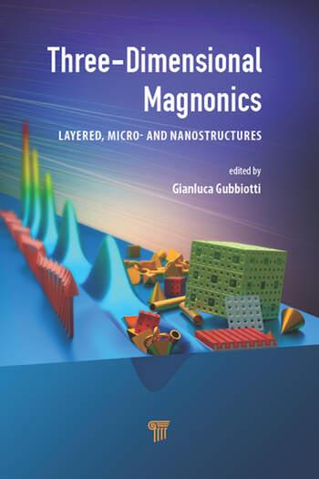Three-Dimensional Magnonics Layered, Micro- and Nanostructures book cover