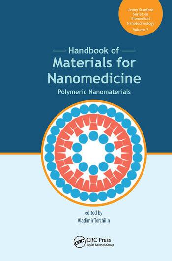 Handbook of Materials for Nanomedicine Polymeric Nanomaterials book cover
