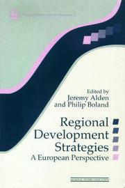 Regional Development Strategies