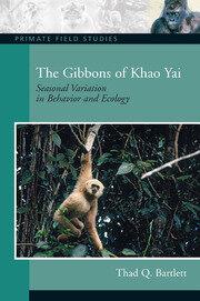 The Gibbons of Khao Yai: Seasonal Variation in Behavior and Ecology