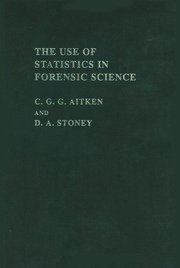 The Use Of Statistics In Forensic Science
