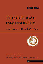 Theoretical Immunology, Part One