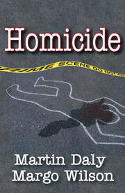 Homicide: Foundations of Human Behavior