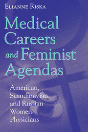 Medical Careers and Feminist Agendas: American, Scandinavian and Russian Women Physicians