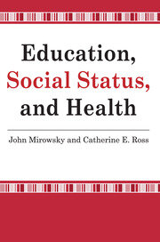 Education, Social Status, and Health
