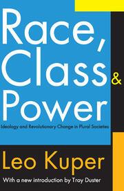 Race, Class & Power