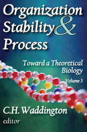 Organization Stability and Process: Volume 3