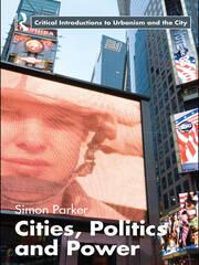 Cities, Politics & Power