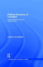 The role of institutions in a market economy