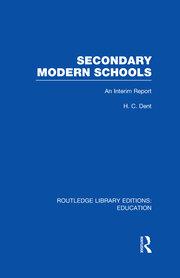 Secondary Modern Schools