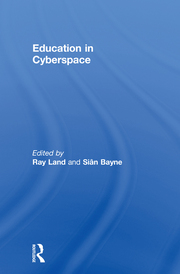 Deceit, desire and control: the identities of learners and teachers in cyberspace: Siân Bayne