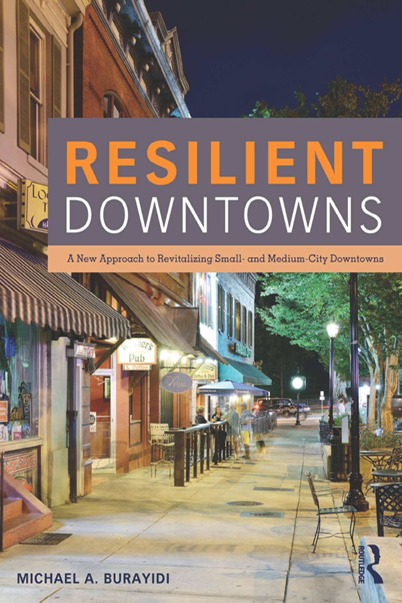 Designing Resilient Downtowns