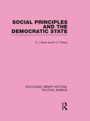 Social Principles and the Democratic State