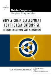 Interorganizational Cost Managemen in Action