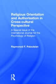 Religious Orientation and Authoritarianism in Cross-cultural Perspective