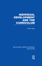 Individual Development and the Curriculum